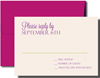 Bright Magenta A7 Envelopes