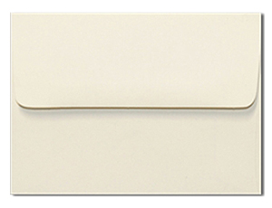 Cream Envelopes 5 Sizes 19¢ Each