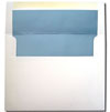 Blue Pearl Lined A7 Envelopes